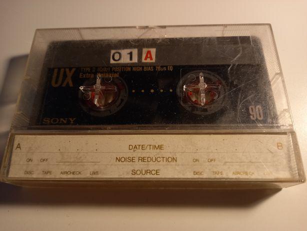 Kaseta magnetofonowa Sony UX 90
