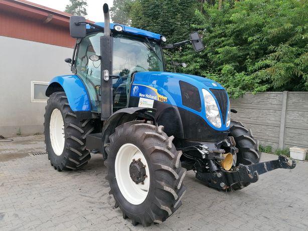 New Holland T6030 tuz wom sprowadzony