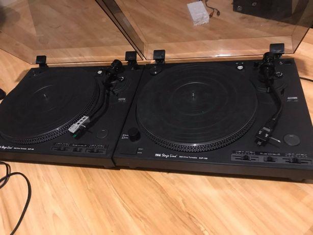 Gramofon IMG Stage line DJP-100