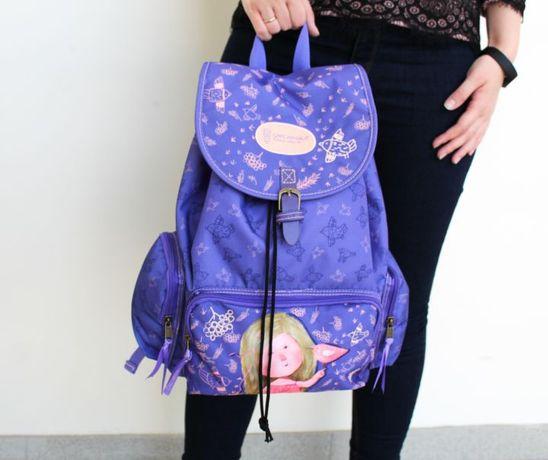 Рюкзак городской Kite Gapchinska фиолетовый