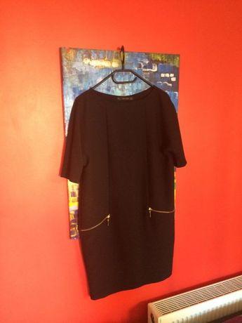Zara sukienka tunika r 36