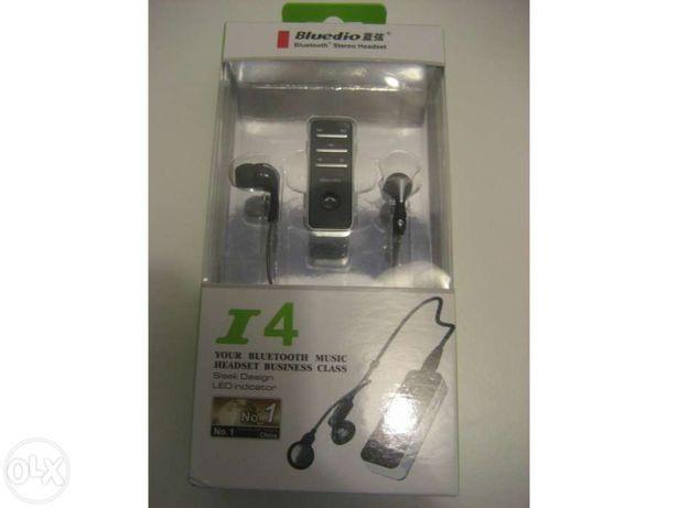 Vendo Auricular bluetooh & leitor MP3