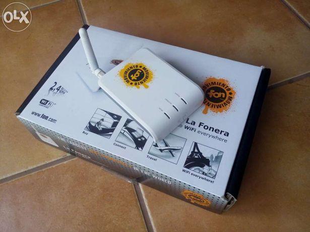 Fonera 2100 wireless AP