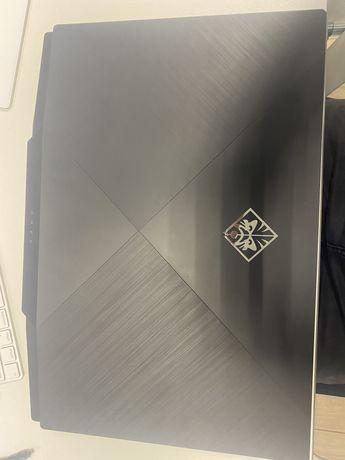 """игоровой ноутбук RTX 2080 HP 17.3"""" OMEN 17-cb0050nr 6QX53UA"""