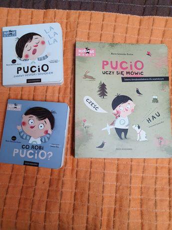 Książeczki Pucio