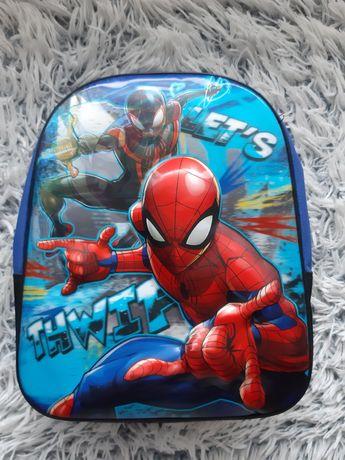 Plecak dziecięcy Spiderman wypukły 3D Marvel