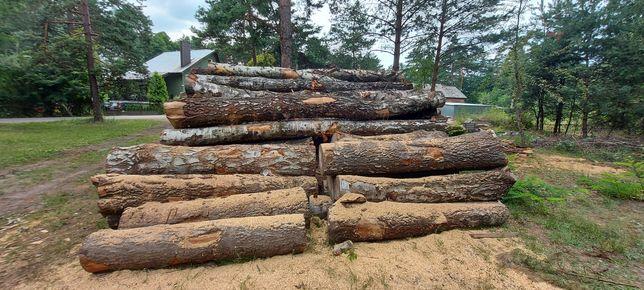 Drewno kominkowe - opałowe - dąb - brzoza