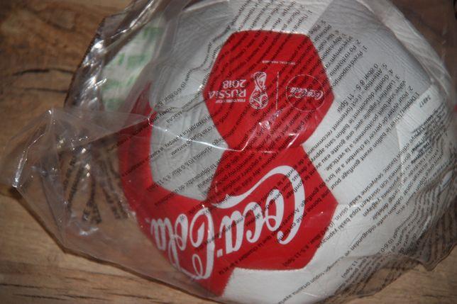 Piłka NOWA Coca Cola