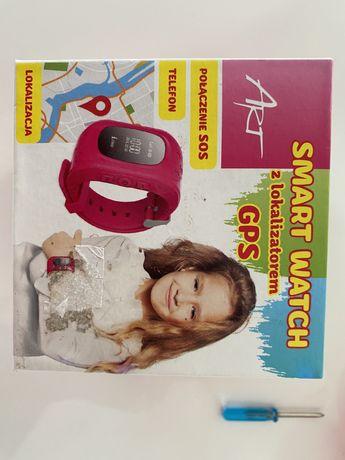 Smart watch dziecko gps lokalizacjacja NOWY