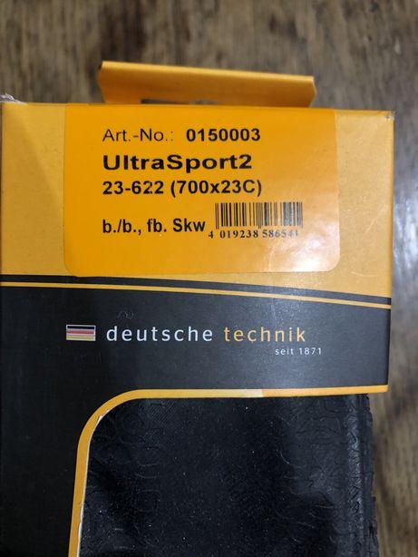 Continental Ultra Sport 2 622/700x23 шоссейные покрышки
