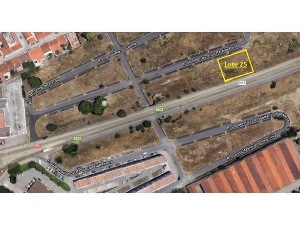 Vende-se lote de terreno para construção com 347,17 m2 em...