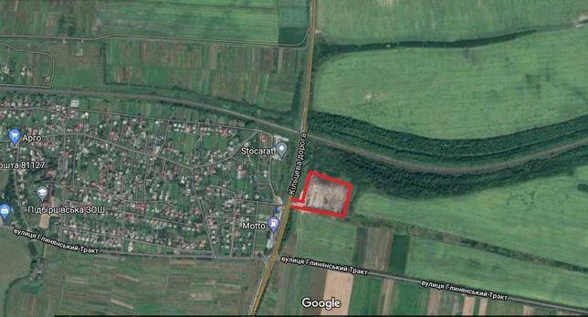 Земельна ділянка, проект-буд-ва складів та офісів