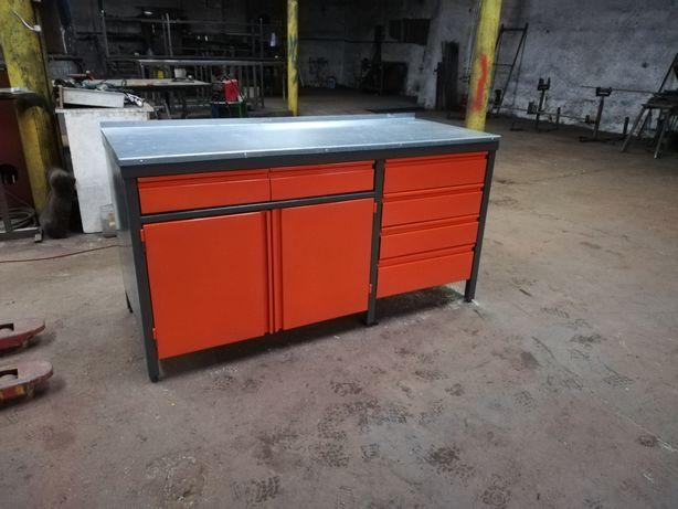 Stol warsztatowy 200 cm