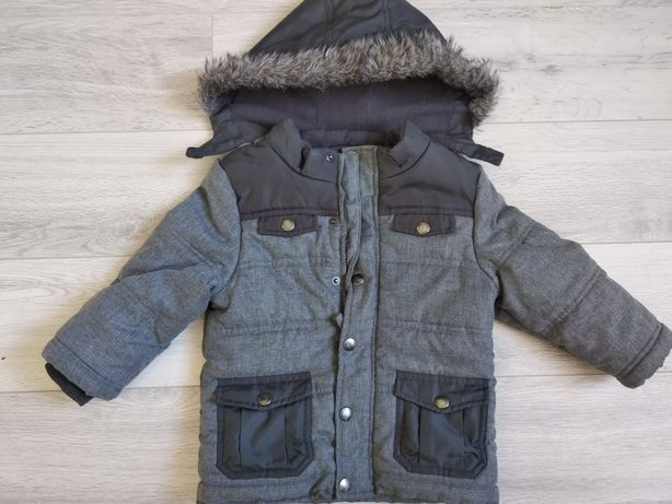 Kurtka zimowa dla chłopca 2-3 lata