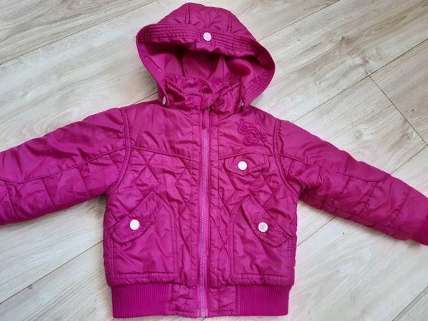 Куртка весна - осень 104р девочка