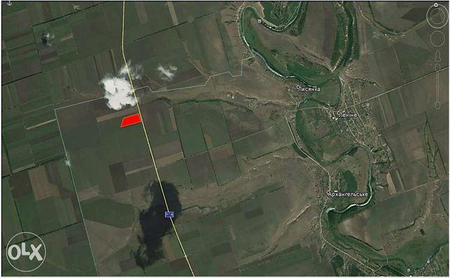 Продам земельный пай 10Га, Баштанский р-н