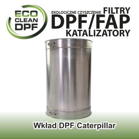 Filtr cząstek stałych wkład DPF do Caterpillar z silnikiem C13, C15