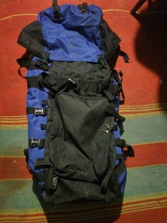 туристический рюкзак на 80л