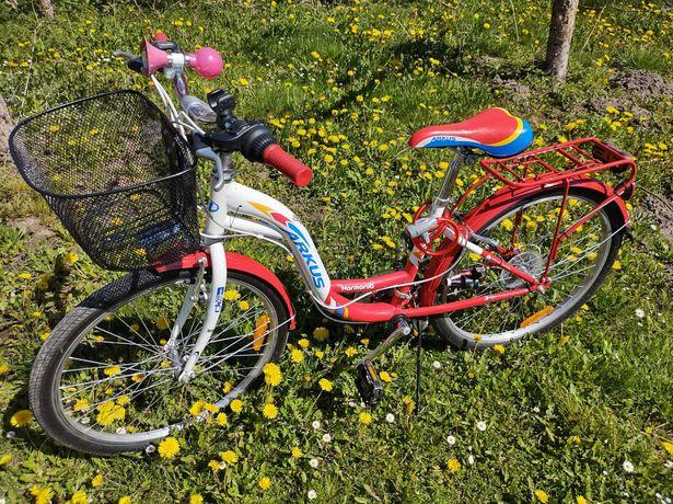 Rower dla dziewczynki b.d stanie 24