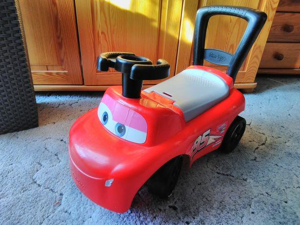 Wysyłka 5 zł - - Jeździk samochód, samochodzik jak Zygzak McQueen
