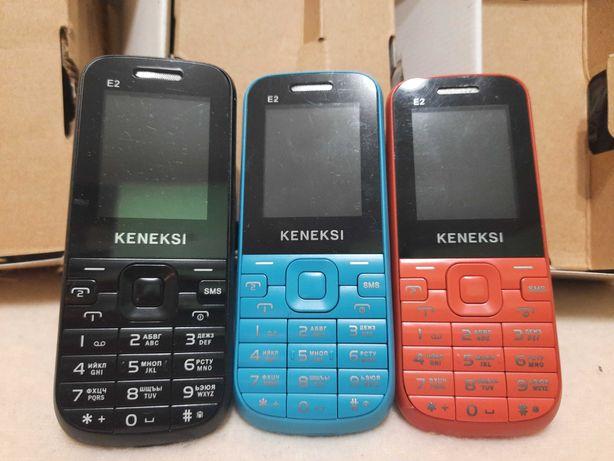 Мобильный телефон Keneksi E2 на 2 SIM карты