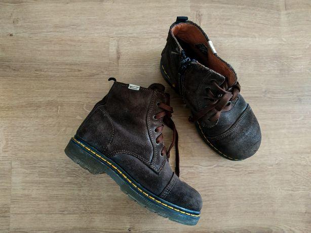 Демисезонные ботинки  хайтопы Zara