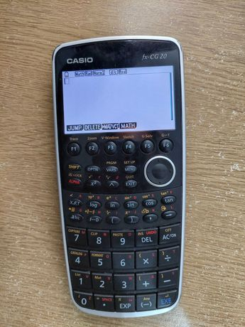 Calculadora gráfica Casio FX CG20