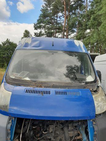 Maska Pokrywa Silnika Fiat Ducato Peugeot Boxer Citroen Jumper