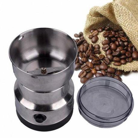 Кофемолка электрическая Rainberg RB-833 из нержавеющей стали 300 Вт