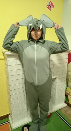 Прокат костюм Слоника