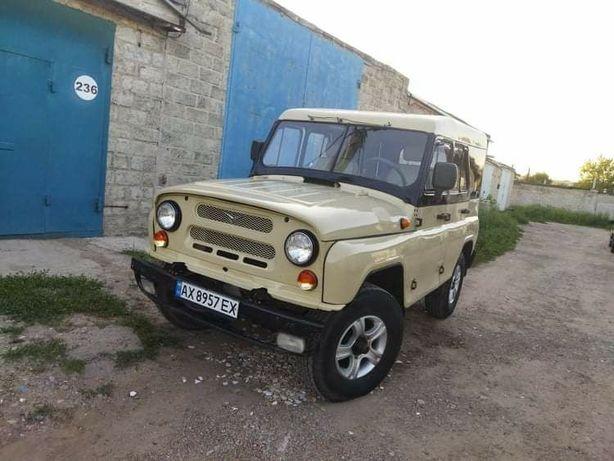 Продам свой УАЗ 469 3151