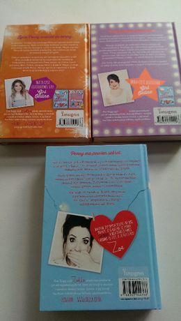 Girl Online Zoe Sugg (trzy książki)