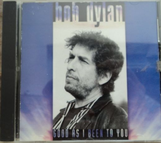 CD Bob Dylan - Good As I Been To You