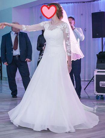 Suknia ślubna Yolanda MS Moda