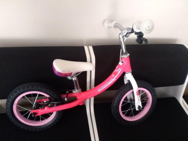 Rower rowerek biegowy kross