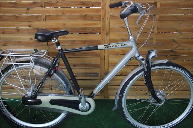 Rower męski Gazelle Chamonix . H57. I inne rowery z Holandii.