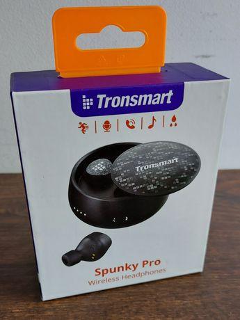 (678/20)Słuchawki TRONSMART Spunky Pro TWS, Bluetooth *GWARANCJA*