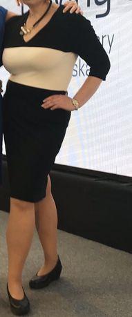 KORTAS - Sukienka ołówkowa r. 40