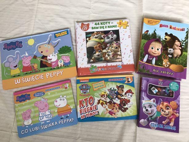 ***Nowe książeczki dla dzieci***