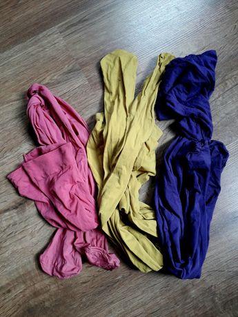 Rajstopy damskie używane różne kolory kryjące