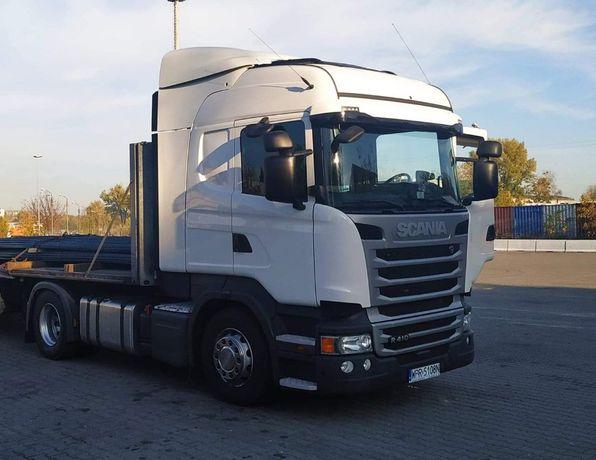 Cesja leasingu Scania Finansial/ oddam leasing Scania R410