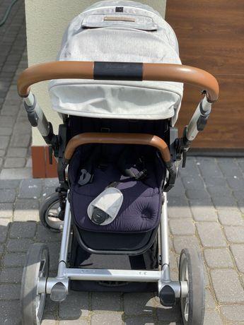 Wózek Mutsy IGO + akcesoria