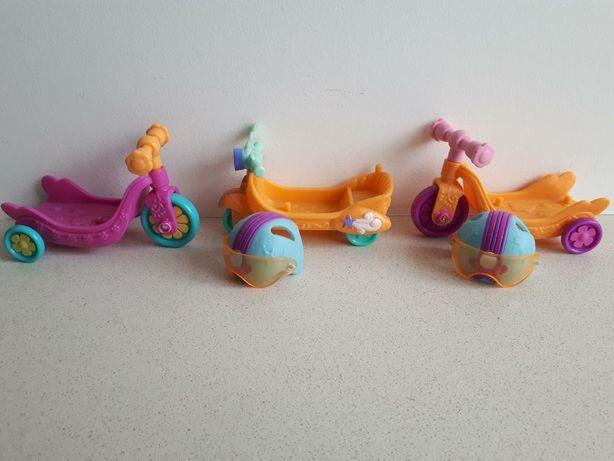 Скутер для пони my little pony машинка