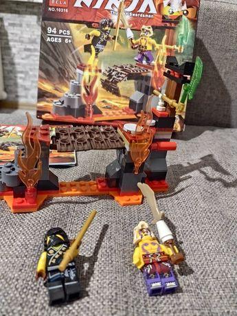 Klocki typu LEGO Ninja