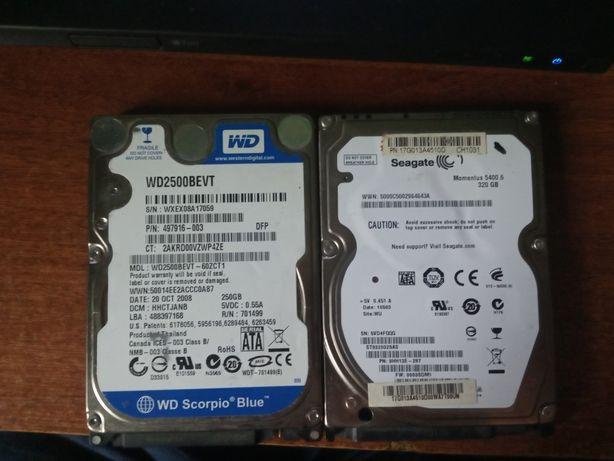 Western Digital Blue Hdd 320 GB WD