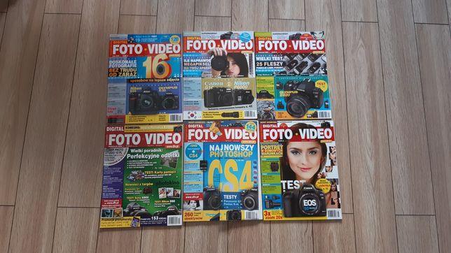 Digital Foto Video magazyn gazeta archiwalne wydanie czasopismo