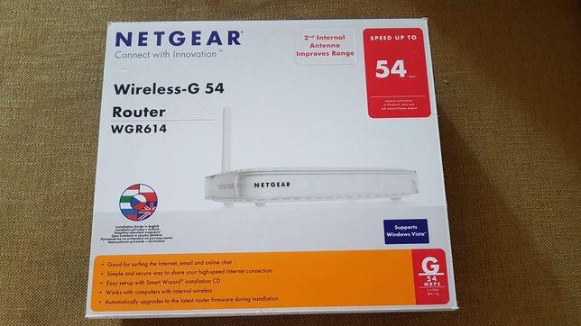 Router wifi Netgear WGR614 Wireless-G54