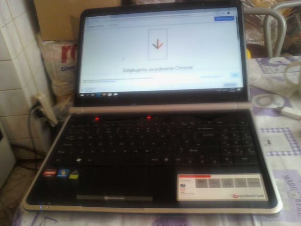 Laptop za stówke .