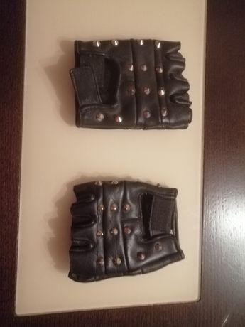 Rękawiczki z ćwiekami L