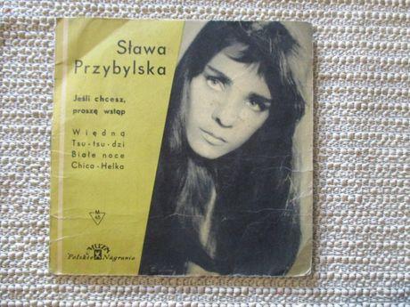 Płyta winylowa Sława Przybylska